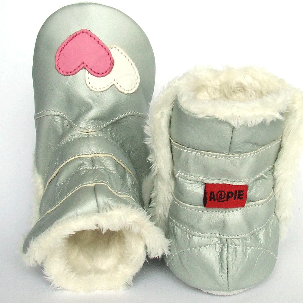 Winterboot Hearts
