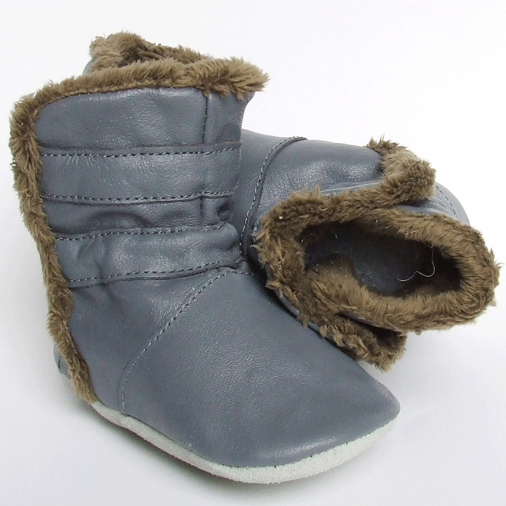 Winterboot Grey