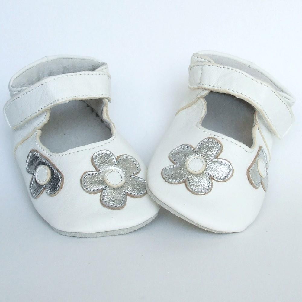 Ballerina White Silver