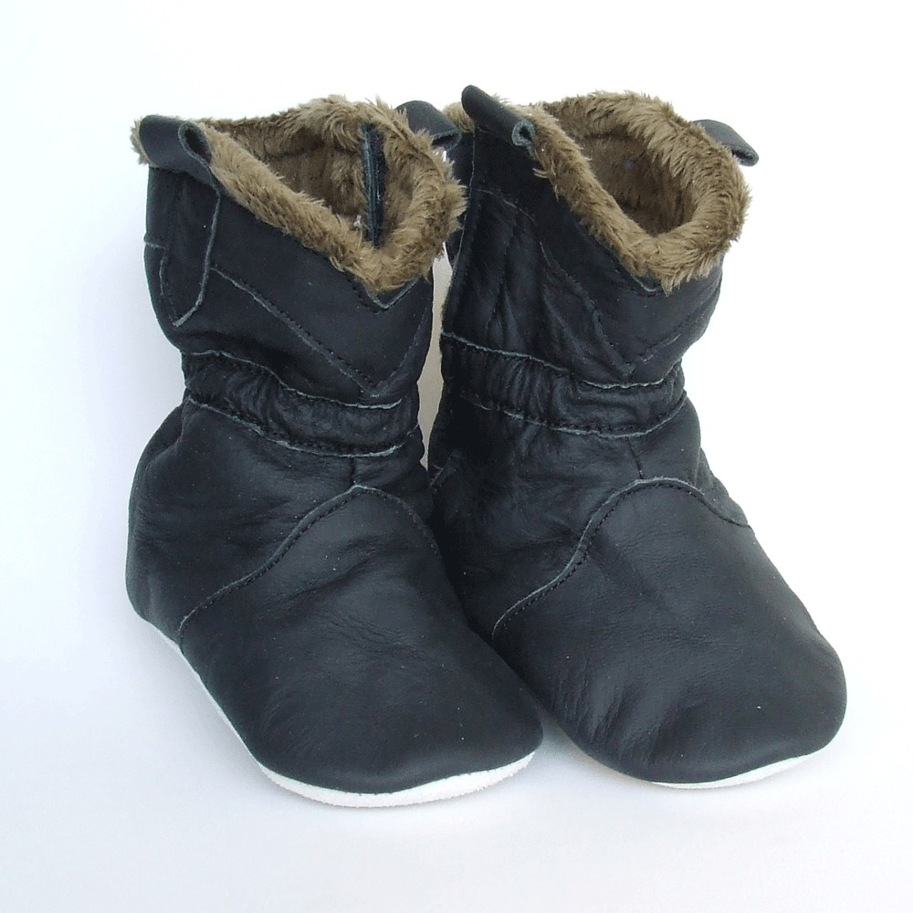 Cowboyboot Artic Black