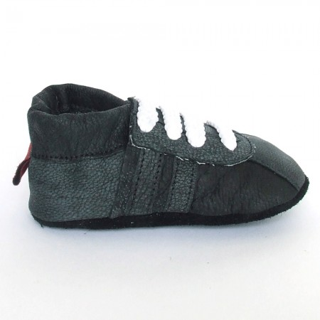Babyslofjes Sport Old Black € 17,49