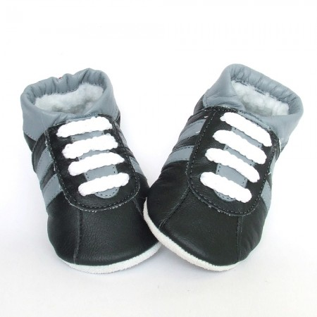 Babyslofjes Artic Black € 20,99