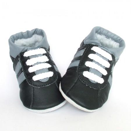Babyslofjes Artic Black €20,99