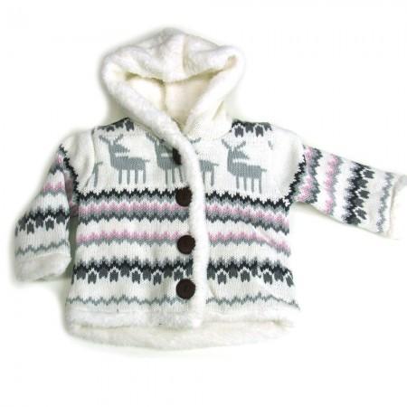 Babykleding Wintervest 'Eskimo' €29,95