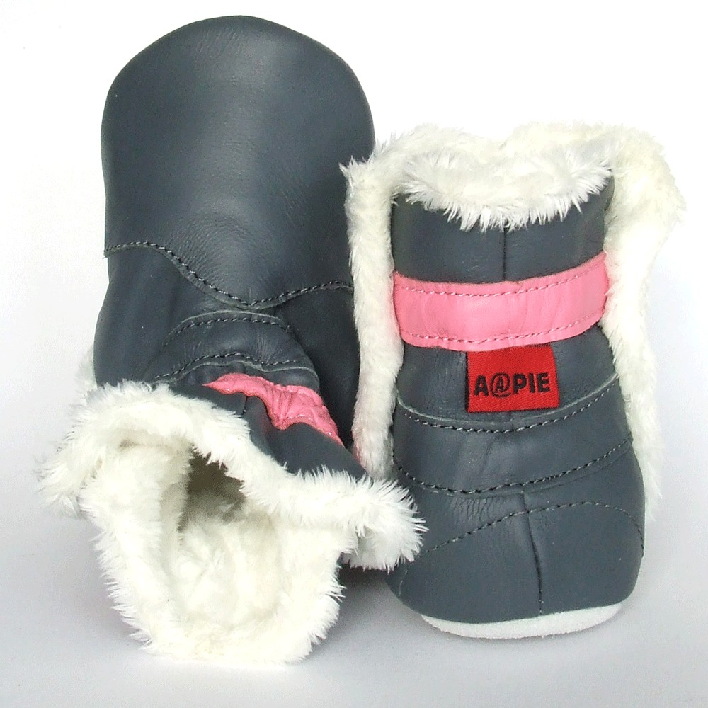 Winterboot Stone Pink