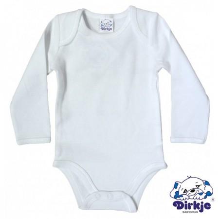 Babykleding Dirkje romperje lange mouw €6,95