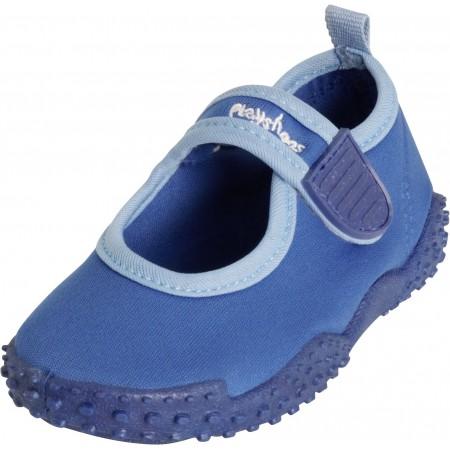 Zwemspullen Waterschoen 'Beach' blauw €12,99