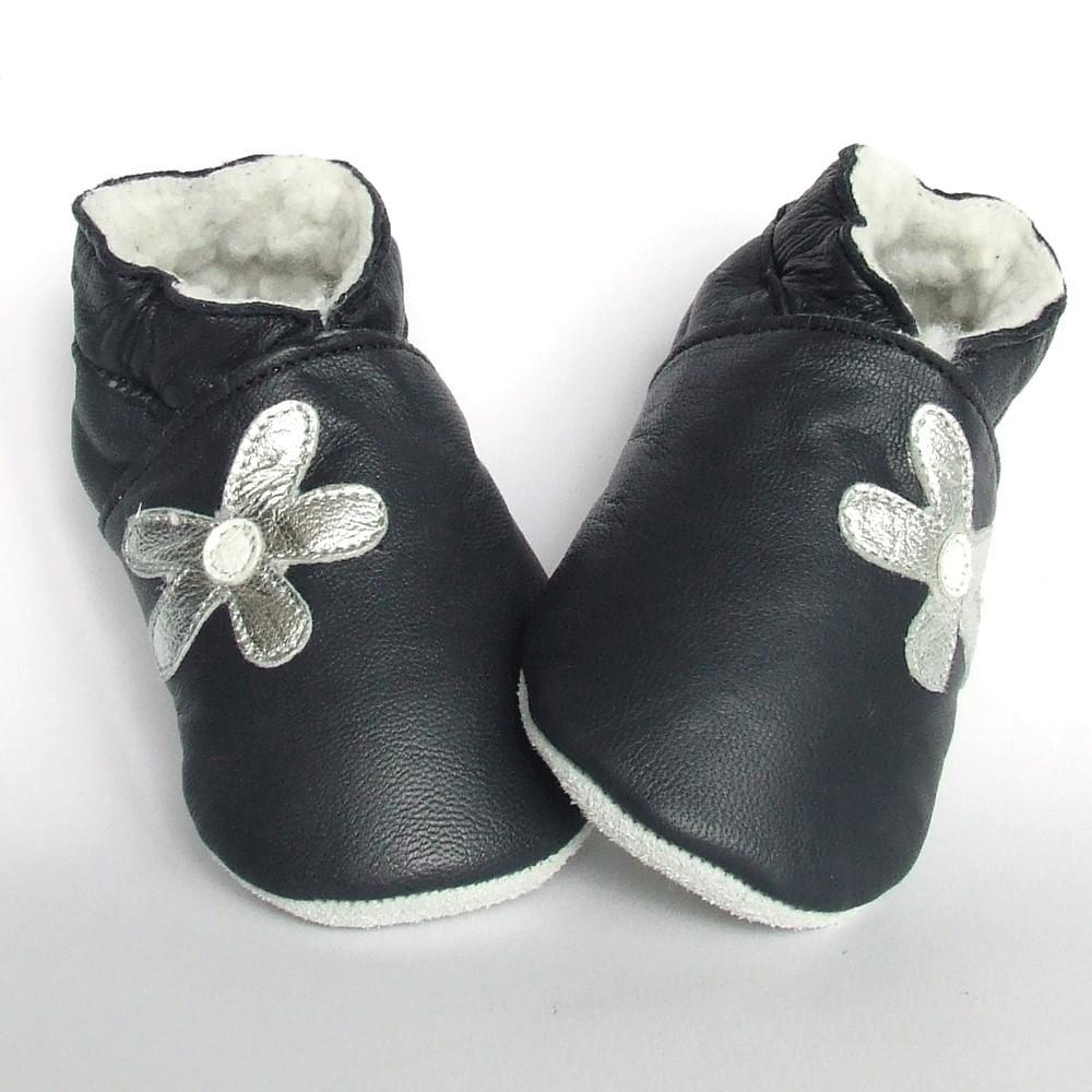 Babyslofjes Artic Daisy Blue €19,99