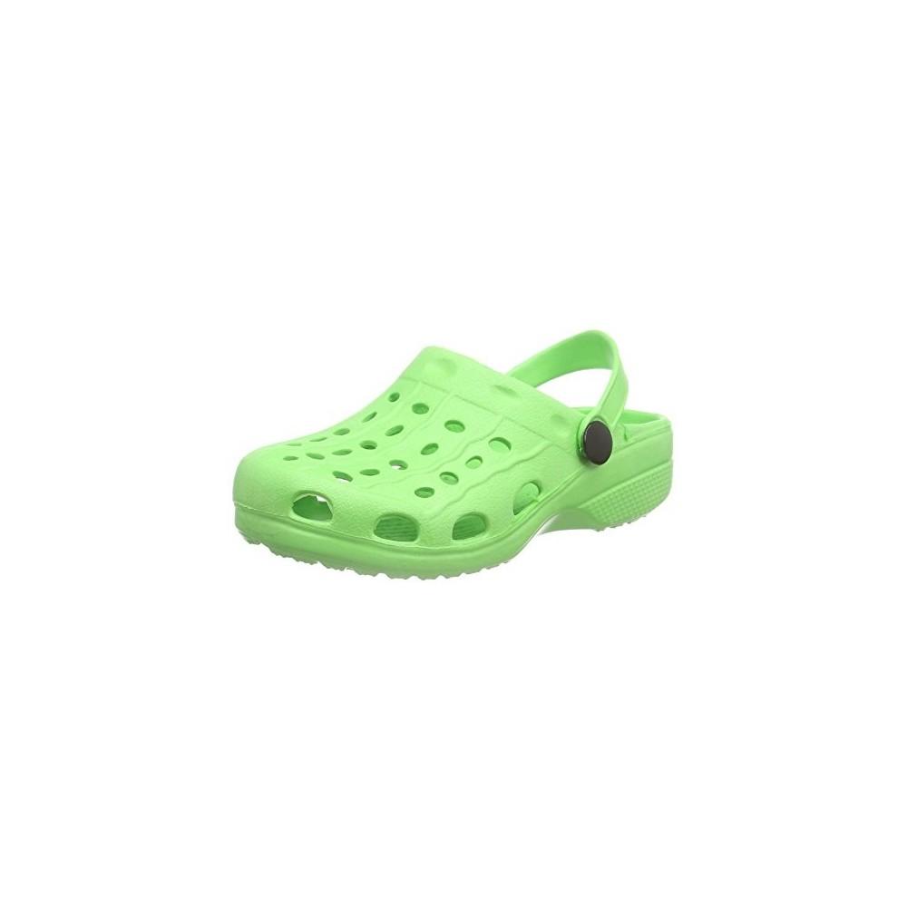 Zwemspullen Eva Clog green €12,99