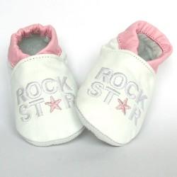 Babyslofjes Rockstar Pink €16,99