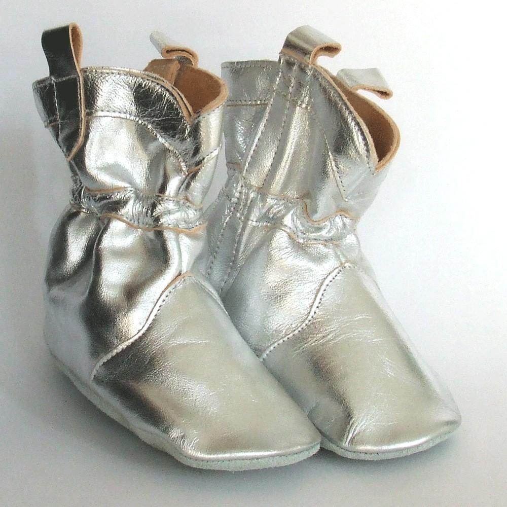 Cowboyboot Silver