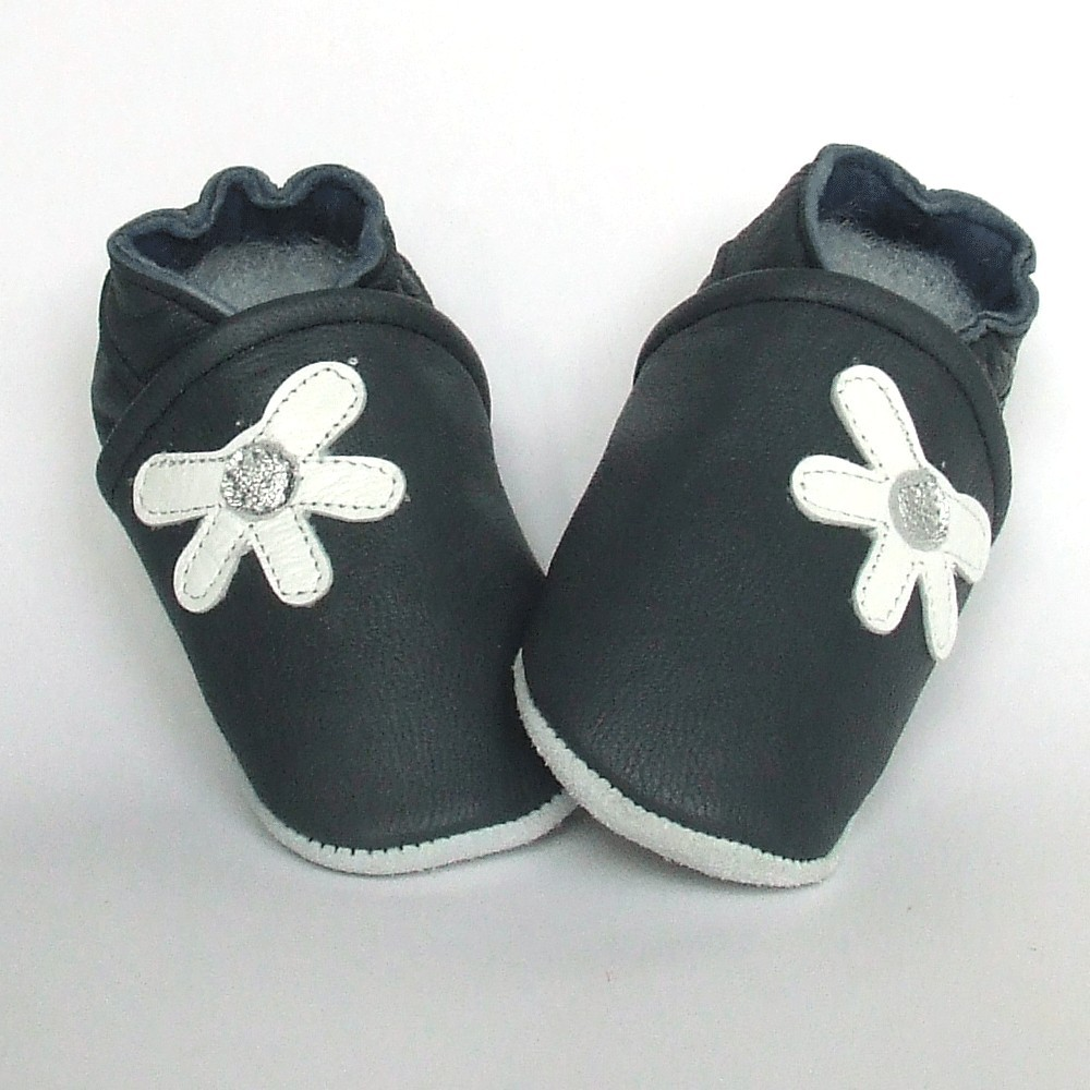 Babyslofjes Daisy Blue €16,49