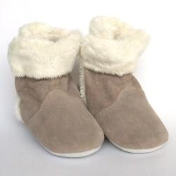 Babyslofjes Eskimo Cognac €22,99