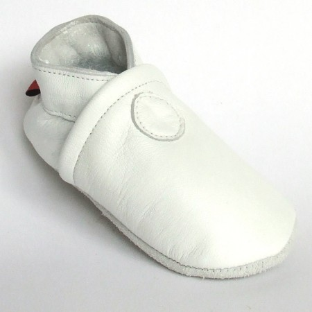 Babyslofjes Basic White € 14,99