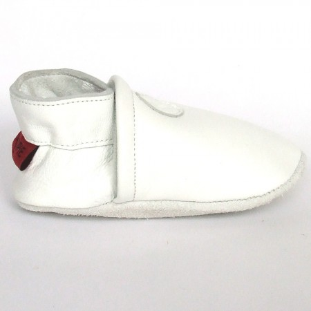 Babyslofjes Basic White € 15,49