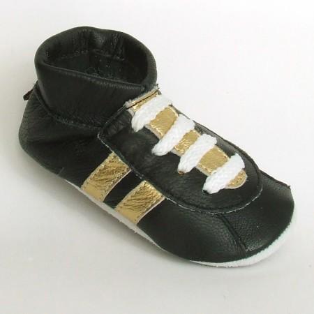 Babyslofjes babyslofje Sport Black Gold €17,49