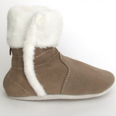 Sale! Winterlaarsje Cognac (sale) € 16,99