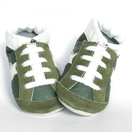 Babyslofjes babyslofje Star Green €17,49