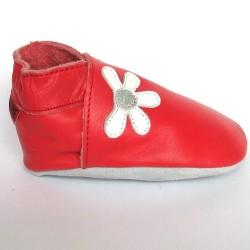 Babyslofjes Daisy Red €16,49