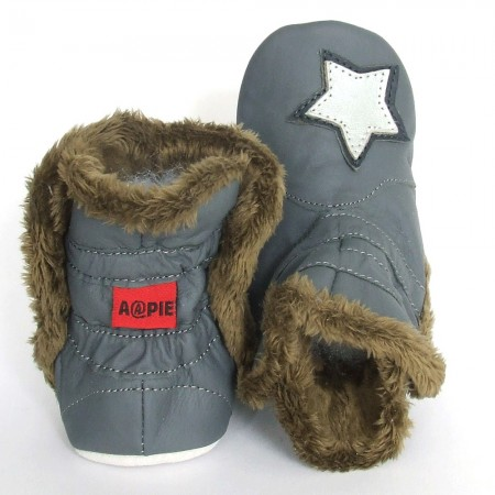 Babyslofjes Winterboot Star € 22,99