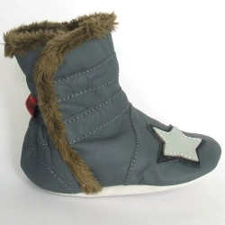 Babyslofjes Winterboot Star €22,99