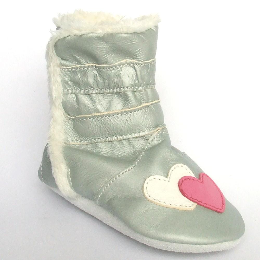 Winterboot Hearts