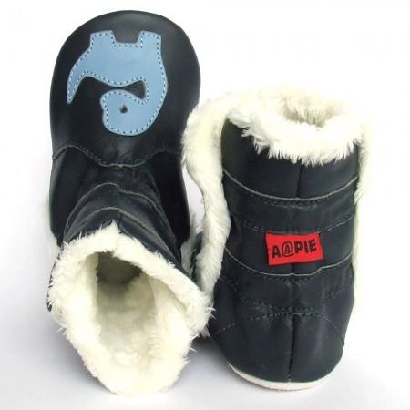Babyslofjes Winterboot Dino €22,99