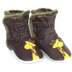 Babyslofjes Winterboot Giraffe €22,99