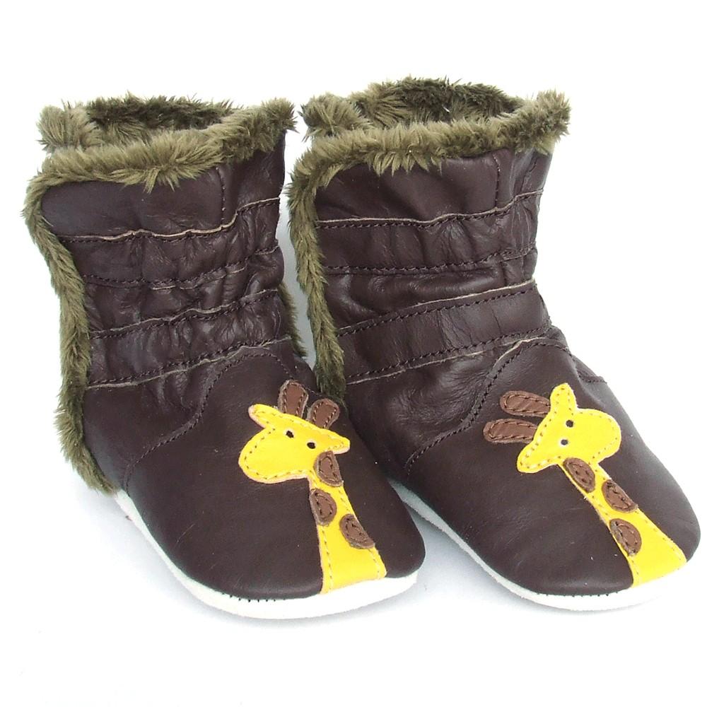 Winterboot Giraffe