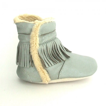 Babyslofjes Winterboot Indian Metal € 23,99