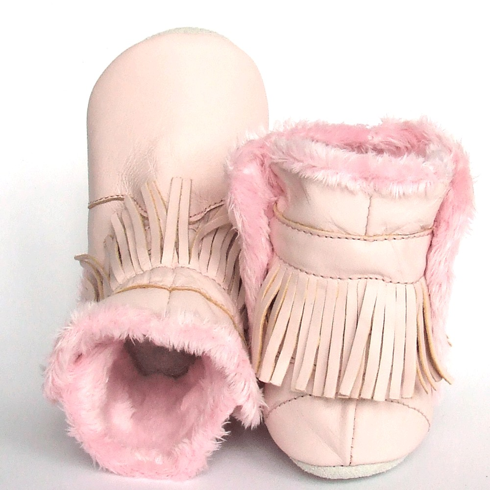 Wintertboot Indian Pink