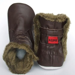 Babyslofjes Winterboot Brown € 20,99