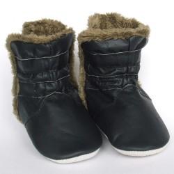 Babyslofjes Winterboot Black €20,99