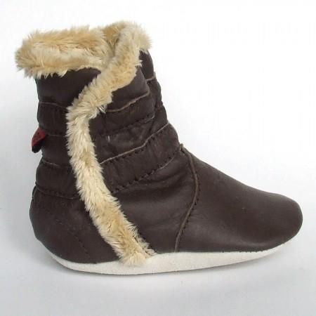 Babyslofjes Winterboot Cowboy €20,99