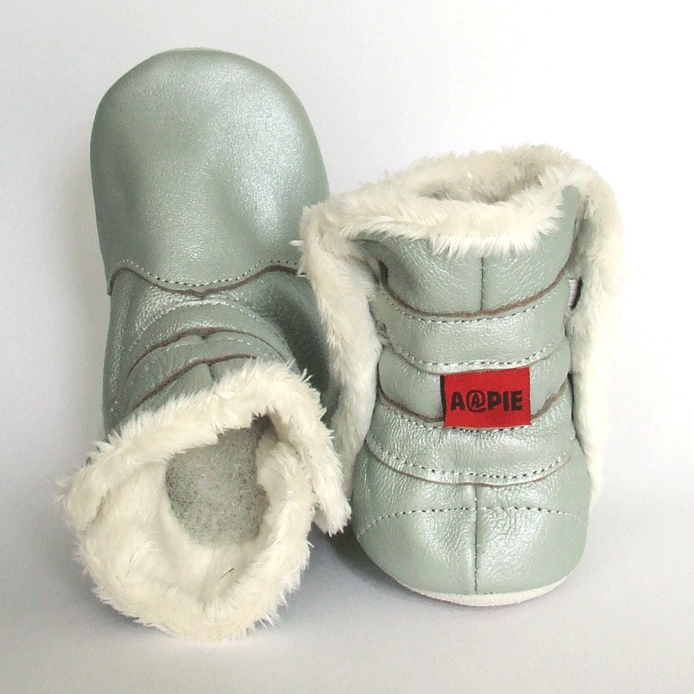 Babyslofjes Winterboot Metal € 20,99