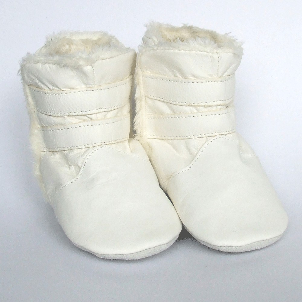 Babyslofjes Winterboot Snow €20,99