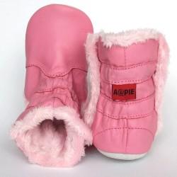 Babyslofjes Winterboot Sweet Pink €20,99