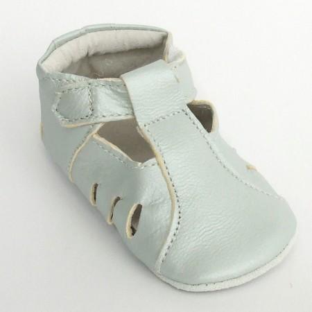 Babyslofjes Sandal Silver €17,99
