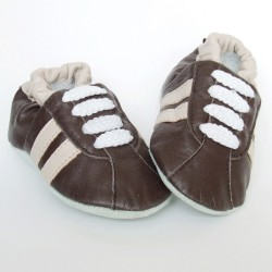 Babyslofjes Retro Choco Cream €15,99