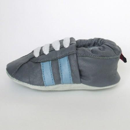 Babyslofjes Retro Stone Blue €15,99
