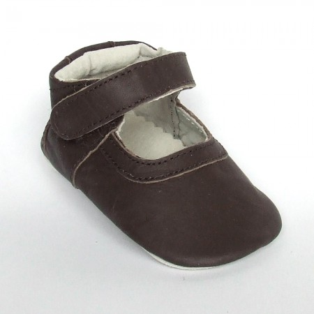 Babyslofjes Princess Brown € 18,49