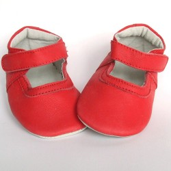 Babyslofjes Princess Red € 18,49