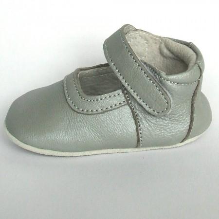 Babyslofjes Princess Silver €18,49