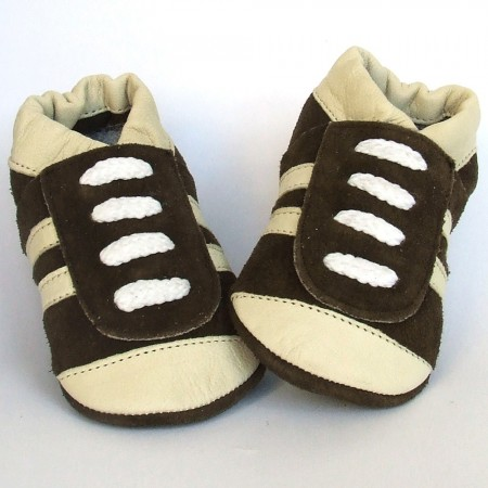 Babyslofjes Dark Brown € 15,99