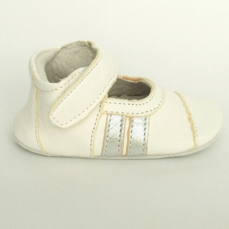 Babyslofjes Ballerina Sport White €17,99