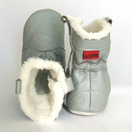 Babyslofjes Cowboyboot Artic Metal € 24,99