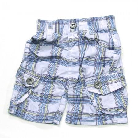 Babykleding 2 delig setje 'Boys Caribbean' lichtblauw €24,95