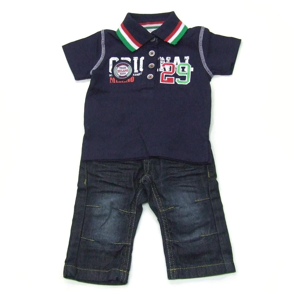 2 delig setje 'Boys Italie'