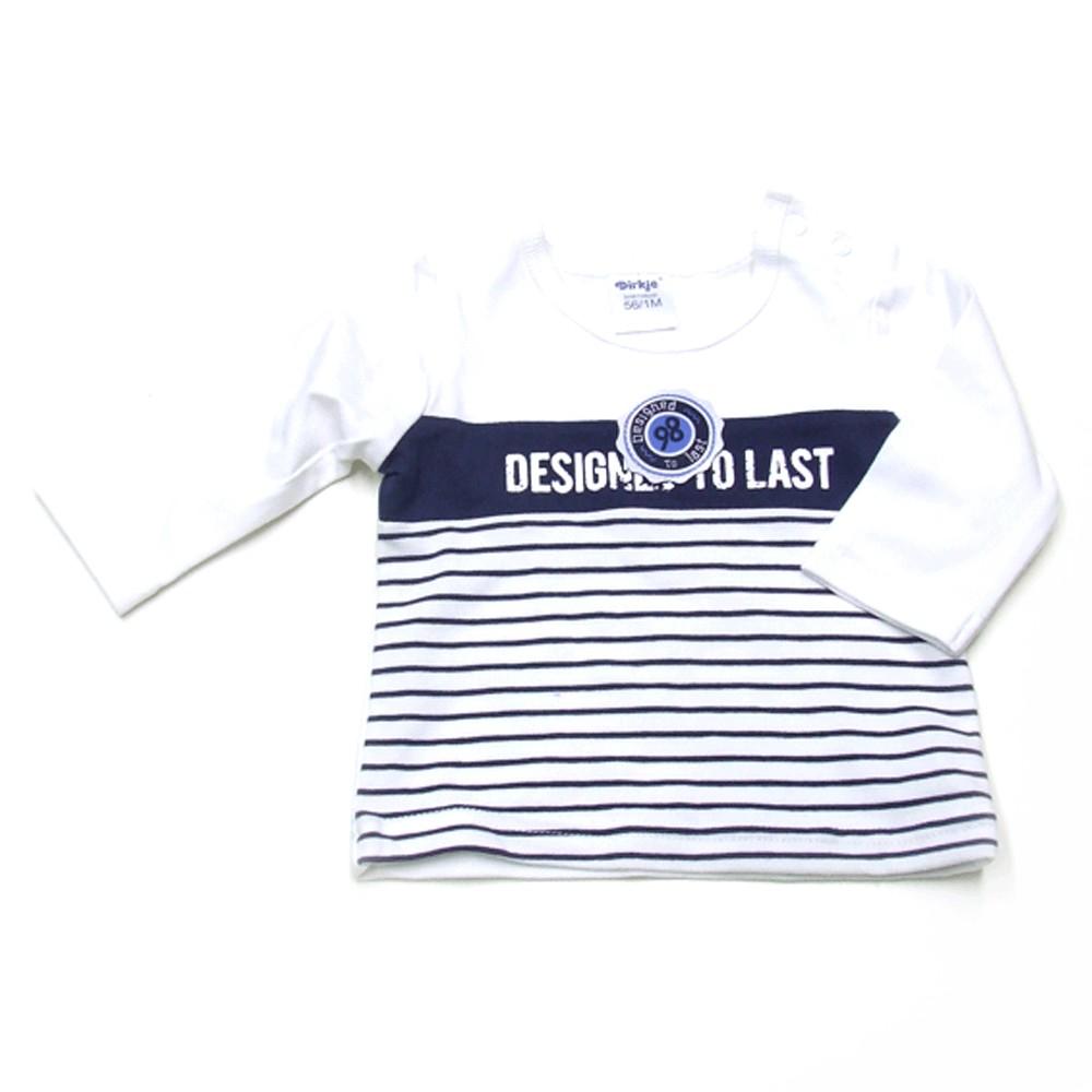 3 delig pakje 'Vintage' blauw/wit