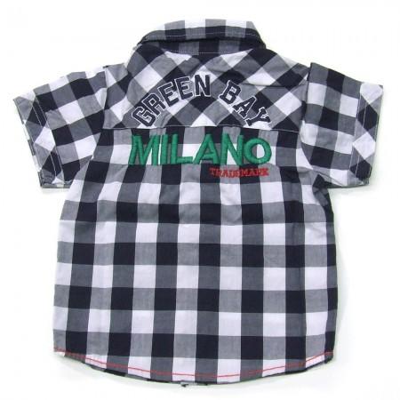 Babykleding Blouse 'Boy's Italie' €14,95
